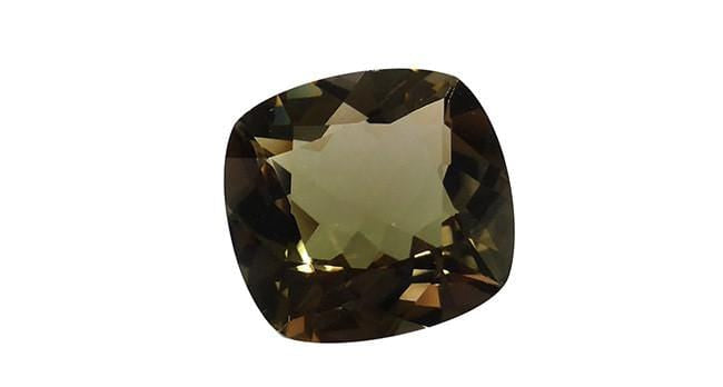 Tourmaline, Cushion Cut 3.48ct - Far East Gems & Jewellery