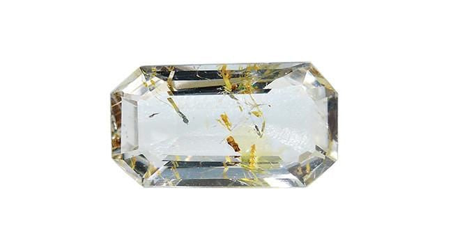 6.63ct Topaz, Rectangle - Far East Gems & Jewellery