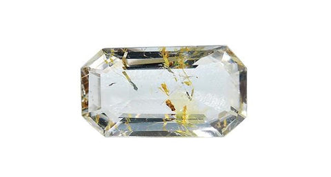 6.63ct Topaz, Rectangle