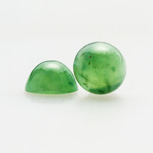 Jade Cabochon - Far East Gems & Jewellery