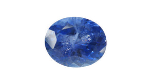 Blue Sapphire, Oval 3.20ct - Far East Gems & Jewellery