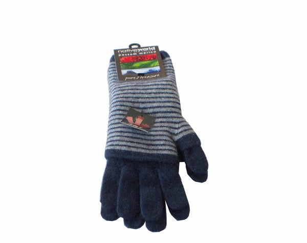 Merino 3 Way Glove Twilight OSFM NX654