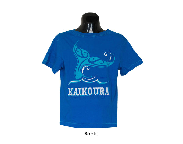 Whale Watch Kaikoura Boys T-shirt