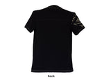Men's Button T-Shirt