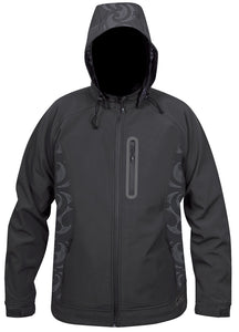 Black Softshell Jacket