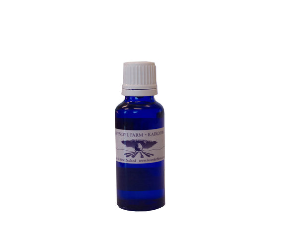 Lavender NZ Made Almond Oil