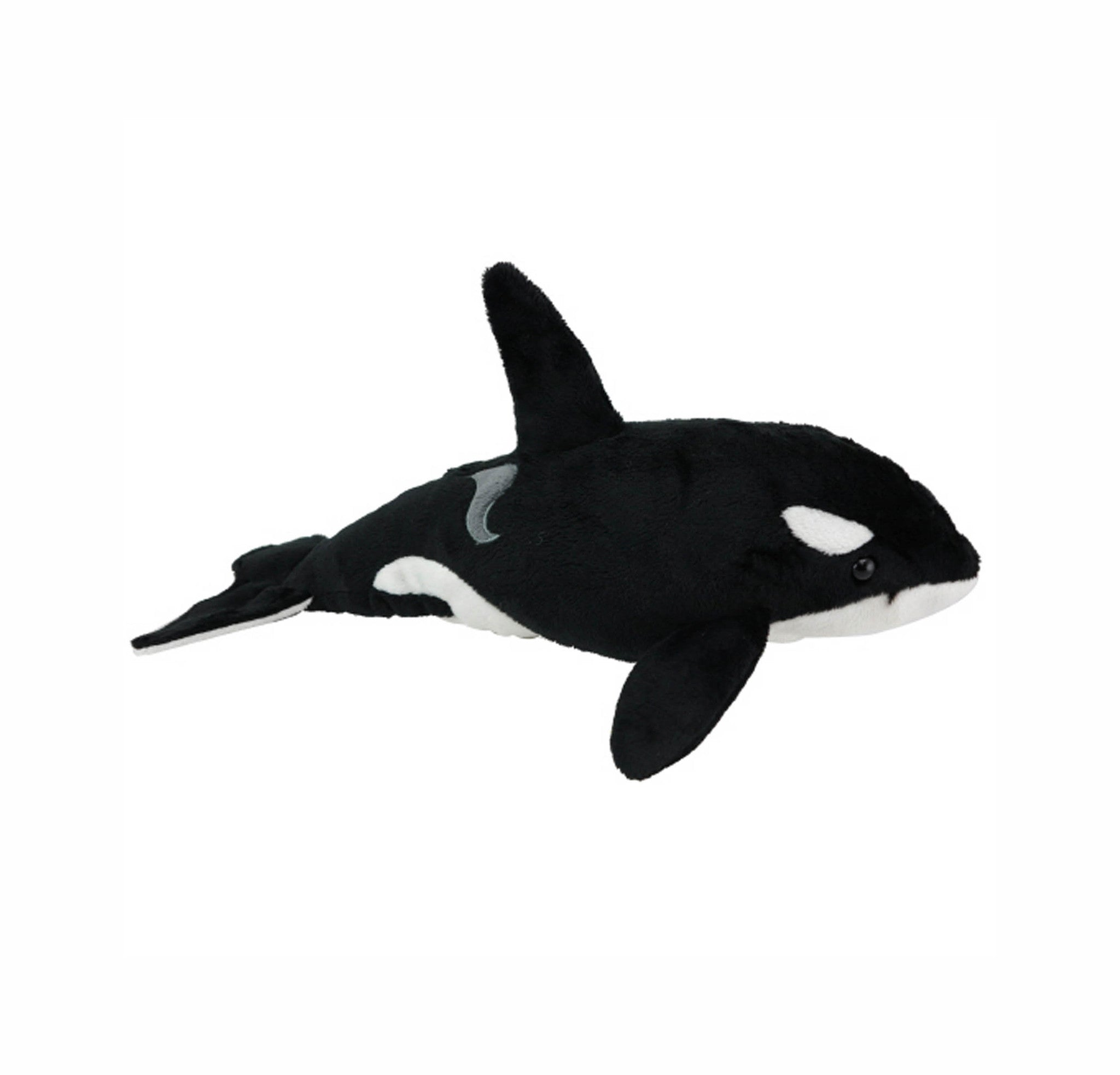 Orca soft toy with sound