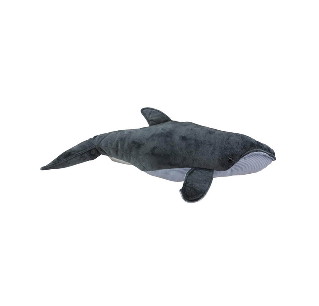 Humpback whale soft toy