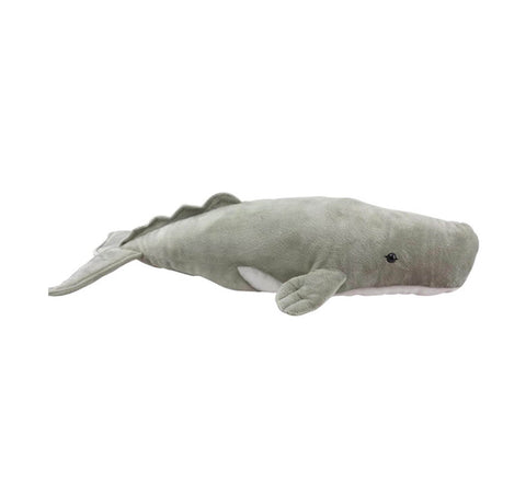 Sperm whale soft toy