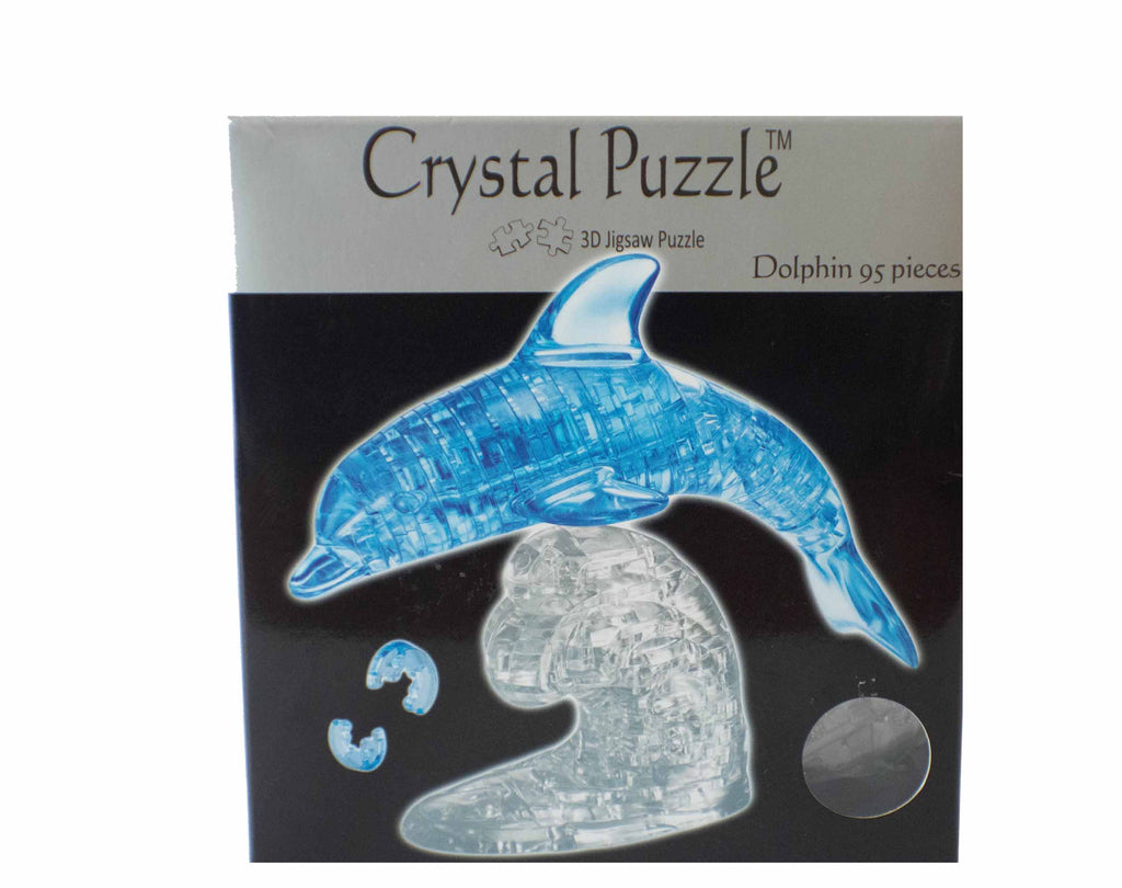 3D Puzzle – Crystal Dolphin