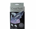 3D Puzzle – Crystal Shark