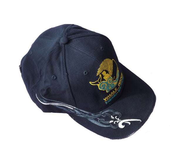 Whale Watch Kaikoura branded cap