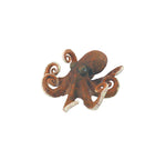 Octopus toy figurine