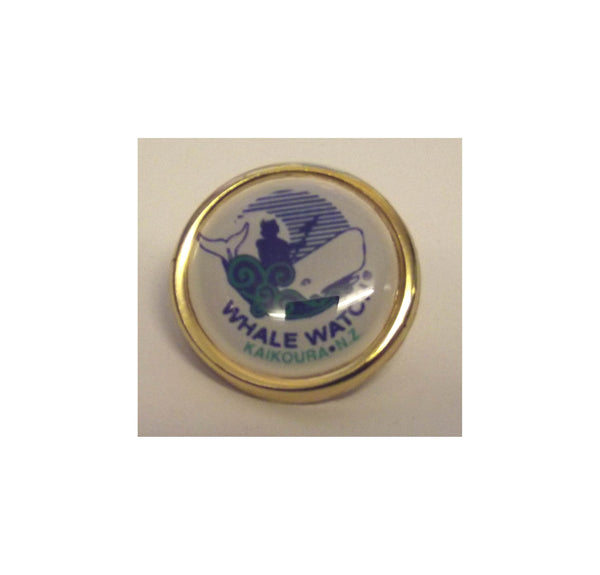 Badge WWK cameo  gold 11523