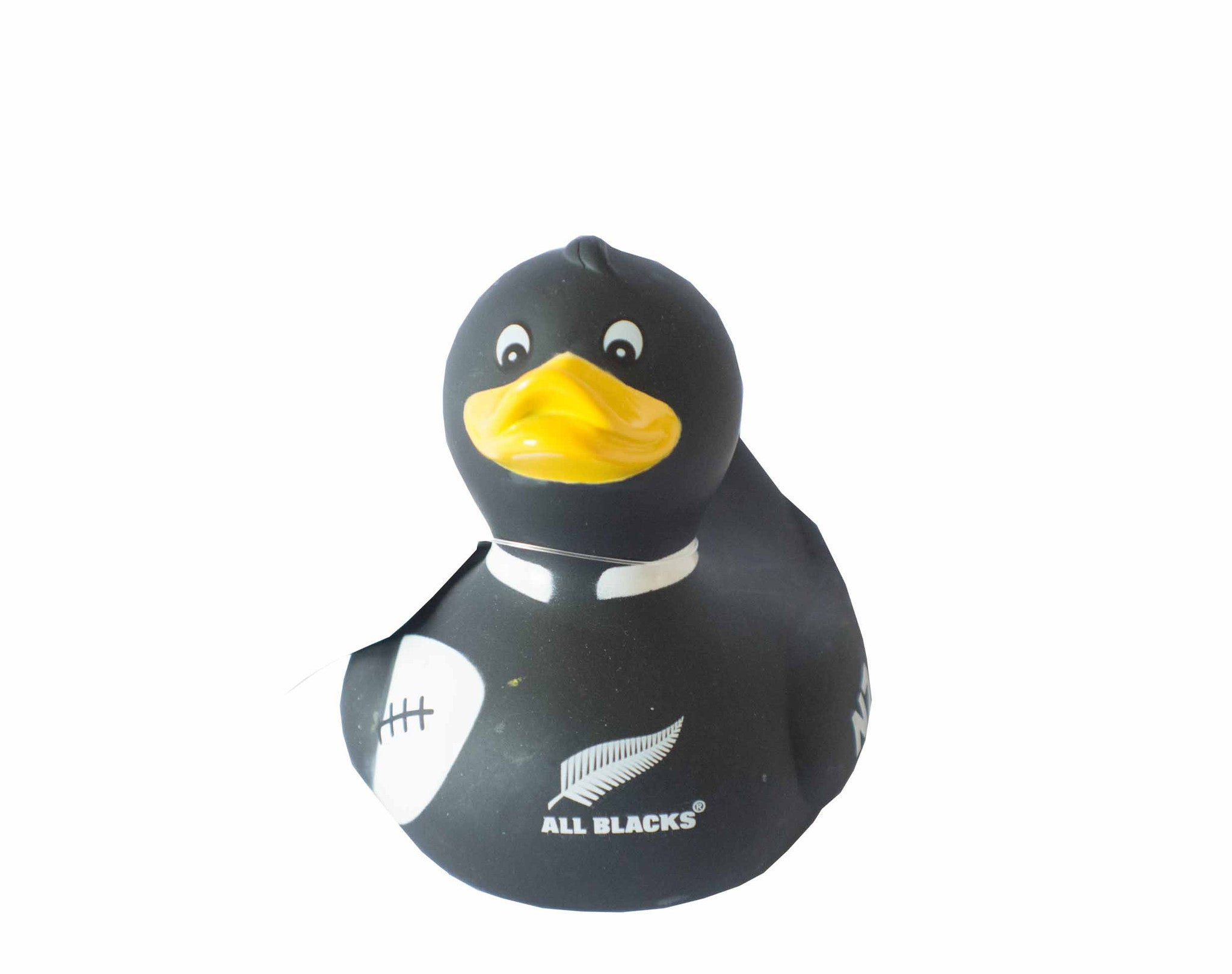 All Black toy duck, NZ souvenir