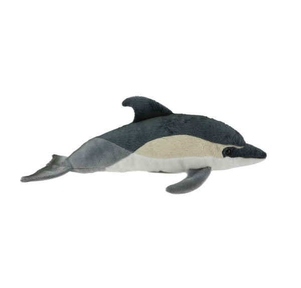 Common Dolphin soft toy with sound