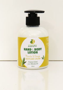Manuka Hand & Body Lotion