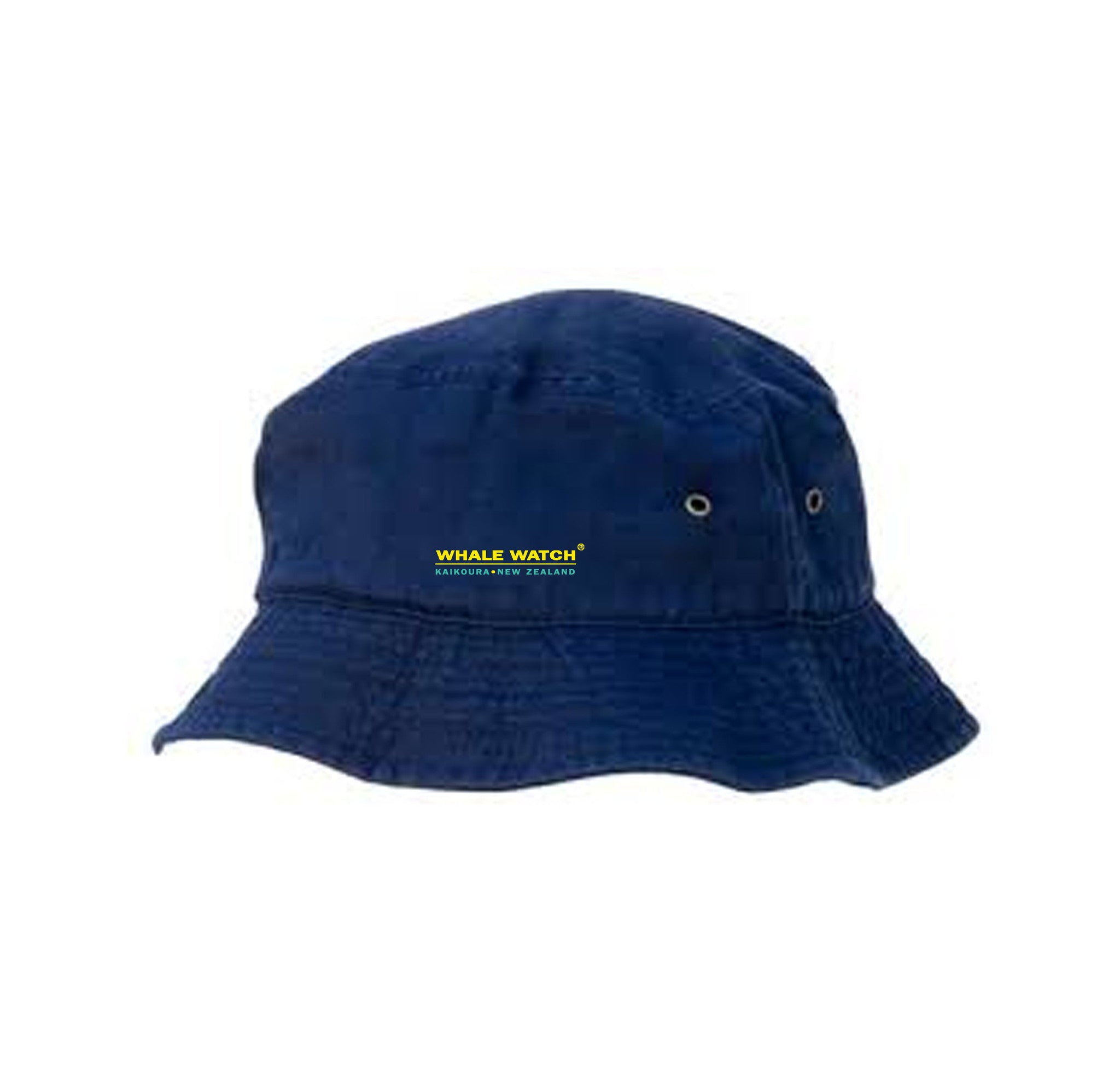 Whale Watch Kaikoura branded bucket hat