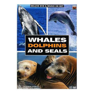 DVD Whales, Dolphins & Seals DVD NBF09
