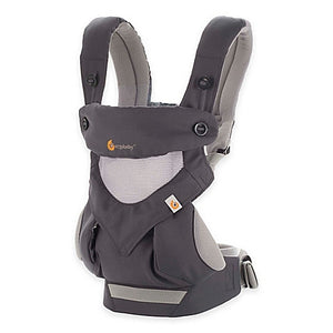 Copy of Ergobaby™ Four-Position 360 Cool Air Baby Carrier-SALE