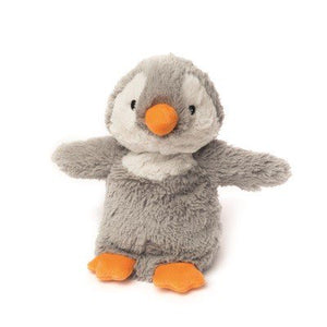 Warmies® Cozy Plush Grey Penguin