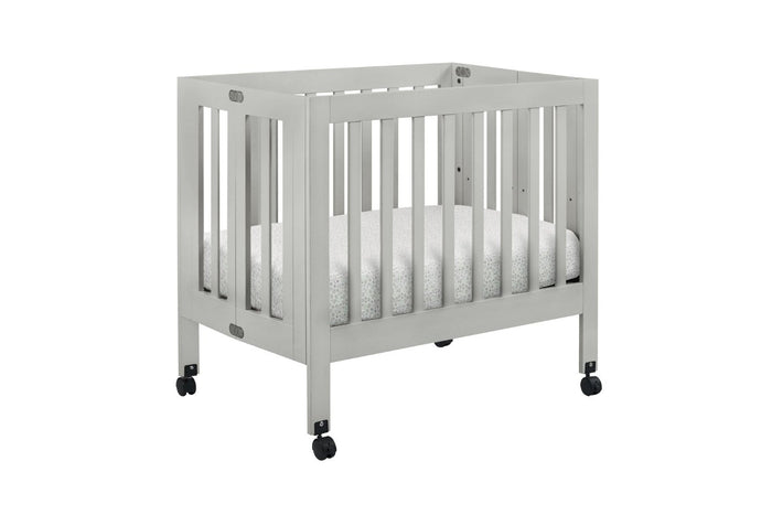 Babyletto Origami Mini Crib w/Mattress & Linen