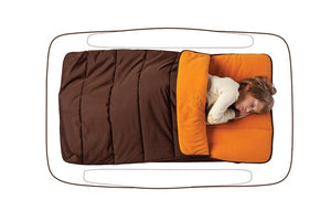 Indoor Tuckaire™ Toddler Sleeping Bag - SALE