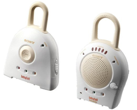 Sony Baby Call 900MHz Nursery  Monitor with Transmitter