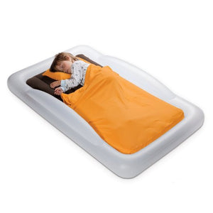 The Shrunks Toddler Travel Bed Portable Inflatable Air Mattress Bed for Toddlers