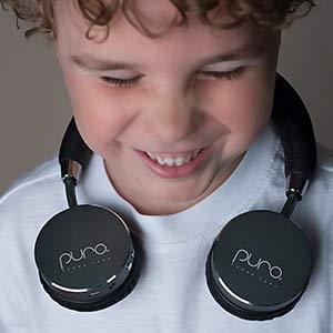 Puro Sound Labs - Volume-Limiting Noise-Cancelling On-Ear Wireless Headphones