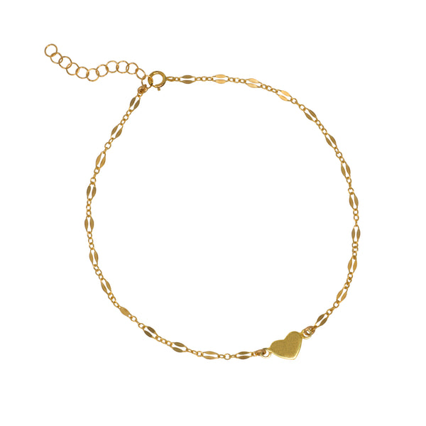Sweetheart Anklet