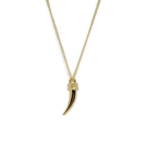 Mini Horn Necklace