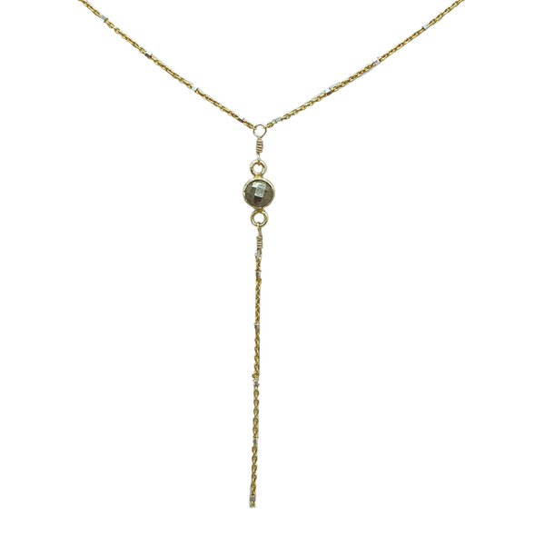 Short Pyrite Lariat