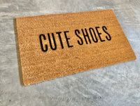 Cute Shoes - COIR DOORMAT
