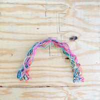 BOW | Colorful Twine Photo Holder
