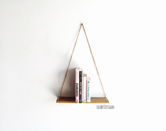 HONEY | Hanging Pallet Shelf