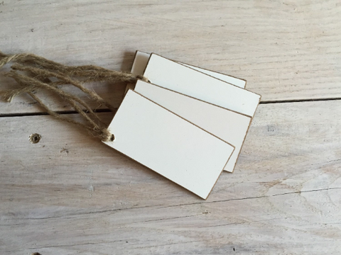 CREPE | Set of 4 Whiteboard Tags