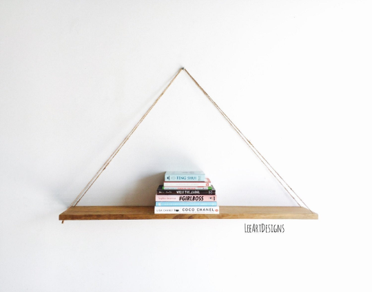 LEISURE | Hanging Pallet Shelf