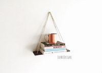 CINNAMON | Hanging Pallet Shelf