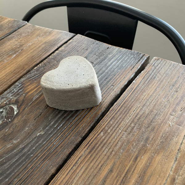 Concrete Heart