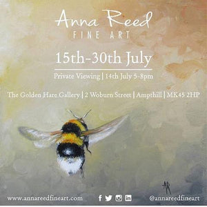 ANNA REED SOLO SHOW