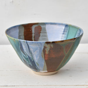 Multi Coloured Bowl