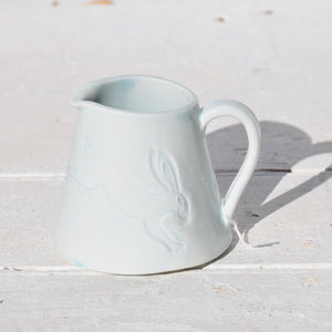 Pressed Hare Jug Medium