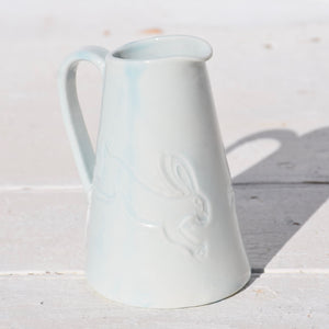 Pressed Hare Jug Large