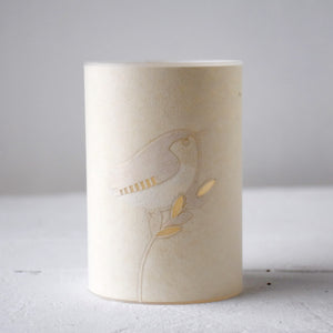 Tealight Cover - Little Wren