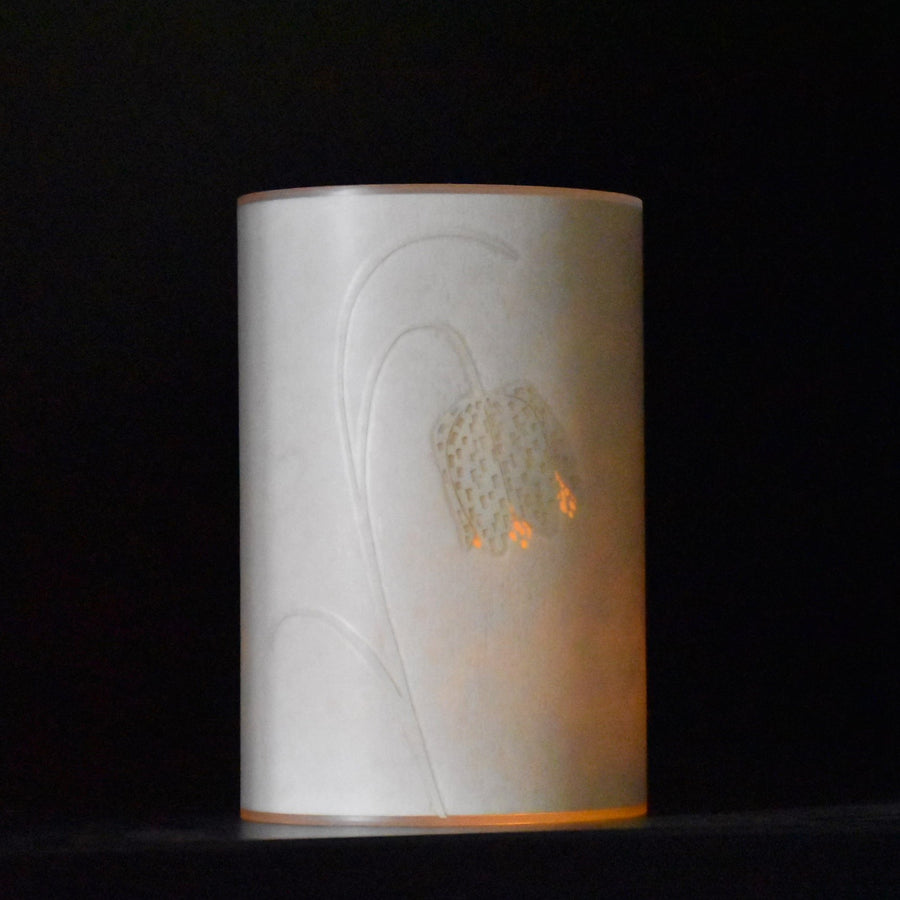 Tealight Cover - Fritillary