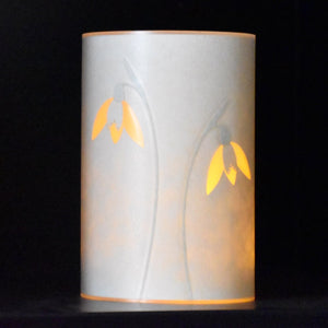 Tealight Cover - Snowdrop