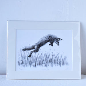 Leaping Fox Small