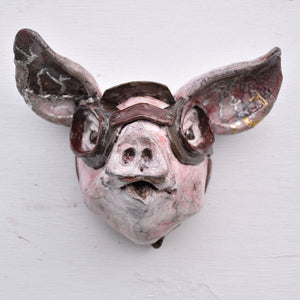 Flying Pig Kintsugi