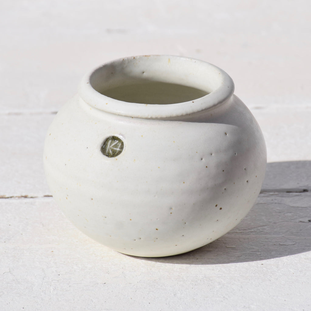 Lidded Pot